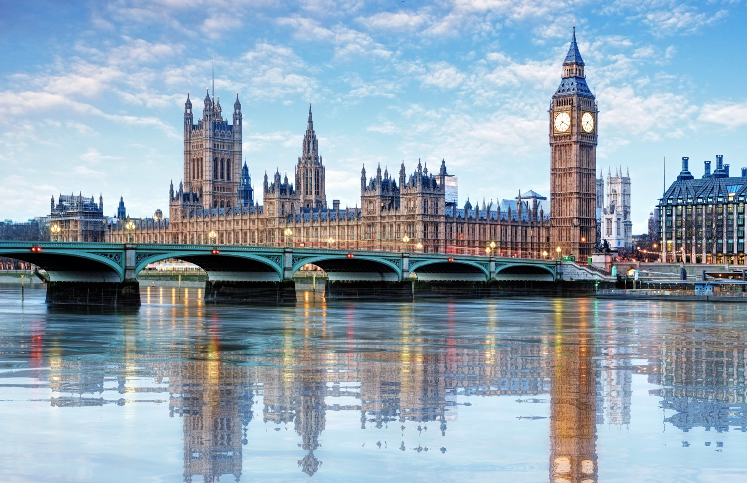 UK Parliament Presented Showcase of Real-World Blockchain Applications - CoinDesk
