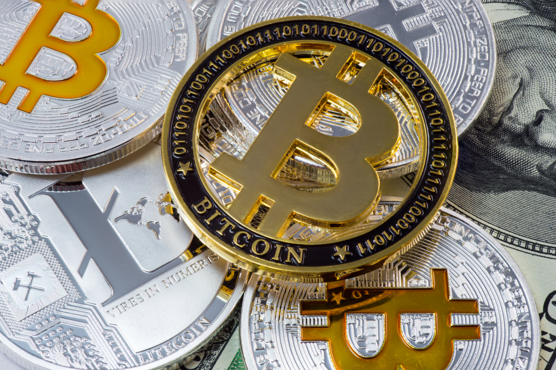 Bitcoin's Share of Total Crypto Market Slips Back Toward 50% - CoinDesk