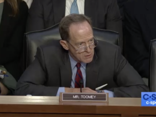 Bitcoin Noticeably Absent From Senate Hearing on Facebook's Libra - CoinDesk