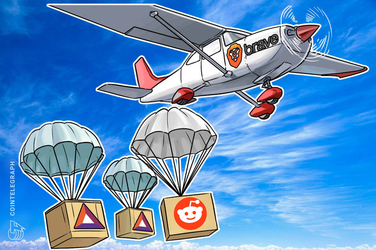 Brave Expands Crypto Tipping to Reddit and Vimeo After Twitter