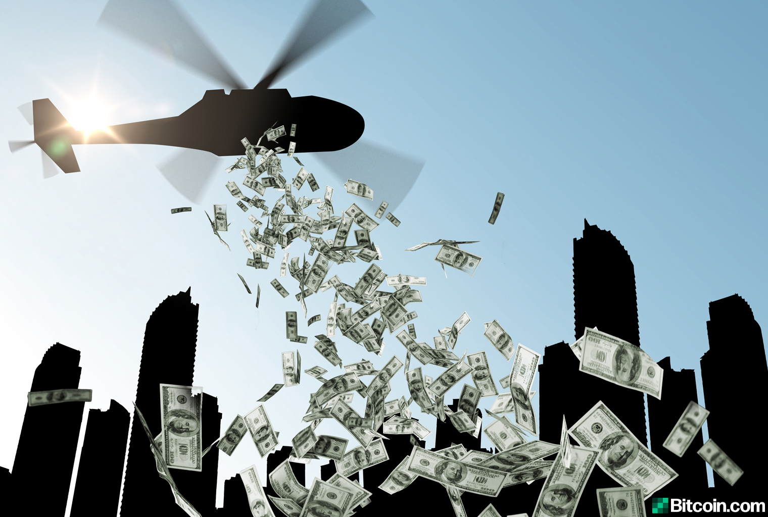 Central Banks in Panic Mode - Extreme Tactics Like Helicopter Money Discussed - Bitcoin News