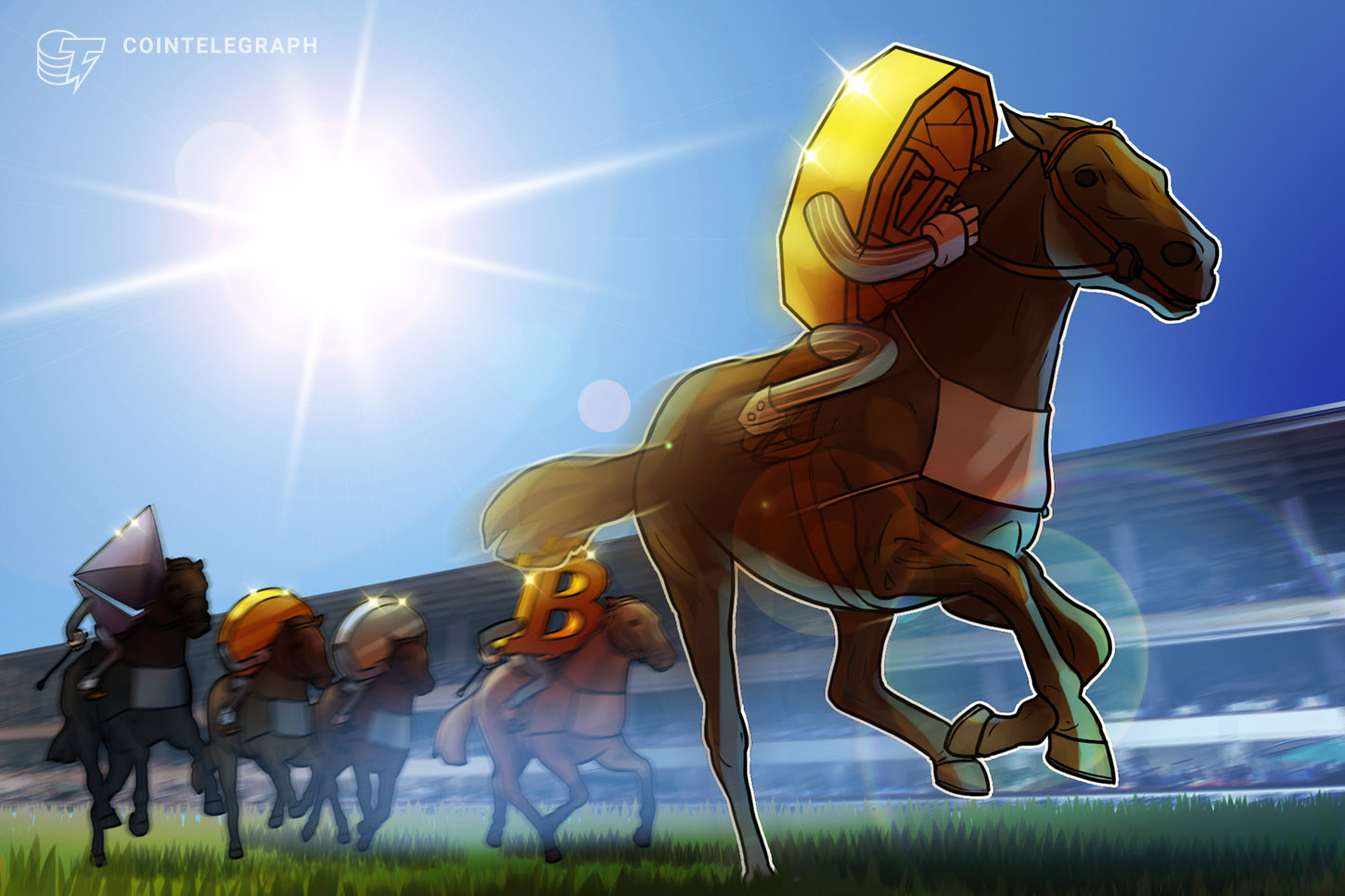 On Solid Ground: Stablecoins Thriving Amid Financial Uncertainty
